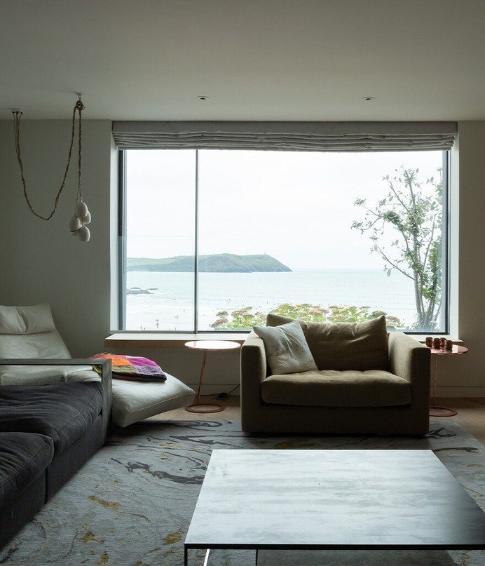 living room, McLean Quinlan Architects