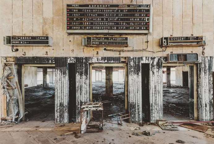 Attractive Abandoned Photography by Reginald Van de Velde