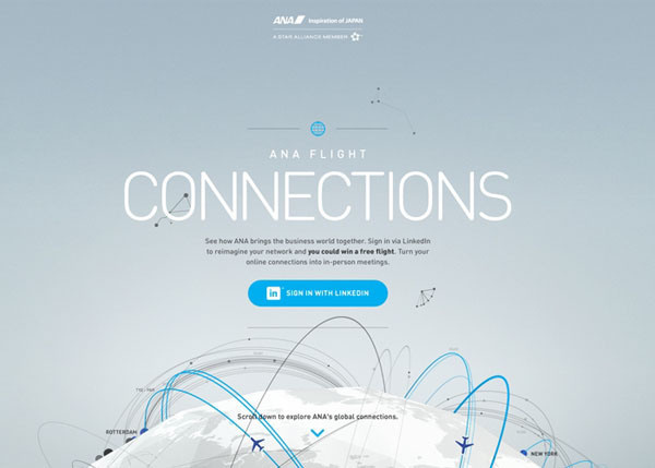 ANA Flight Connections