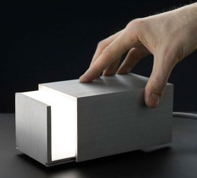 swissmiss | Box Light #lamp #light #box