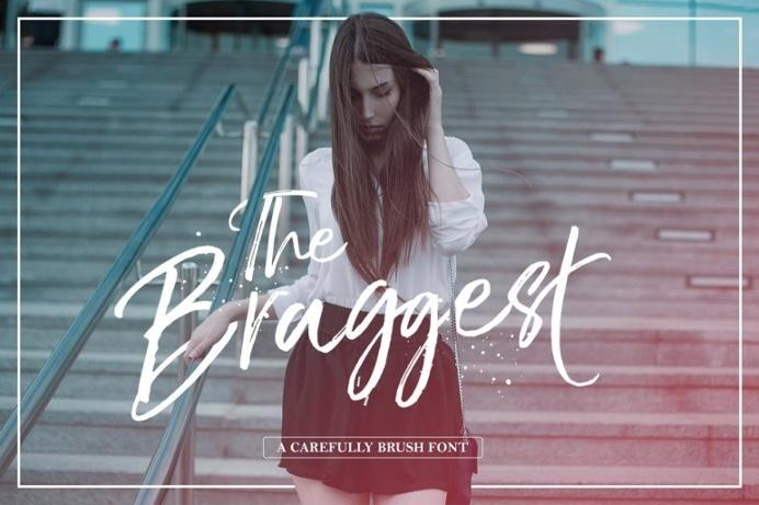 The Braggest by Lostvoltype