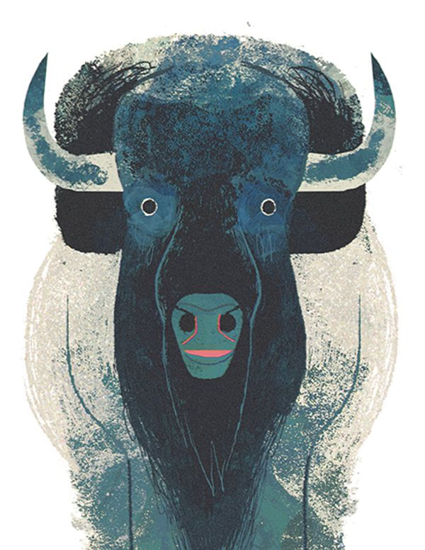 Amazing Illustrations by Illustratus – Brave the Woods