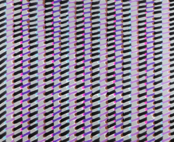 Patterns : TANC #abstract #line #pray #graffiti #paint #repetition