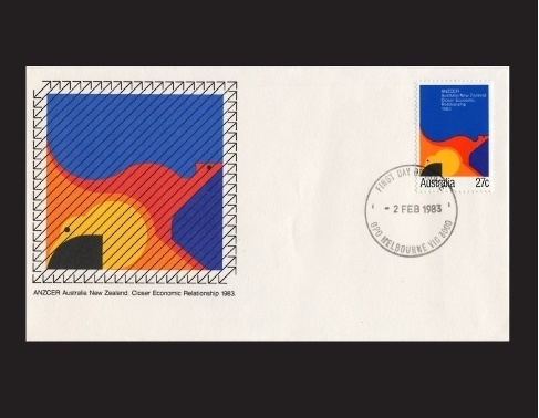 Recollection #stamp #illustration #design #australia