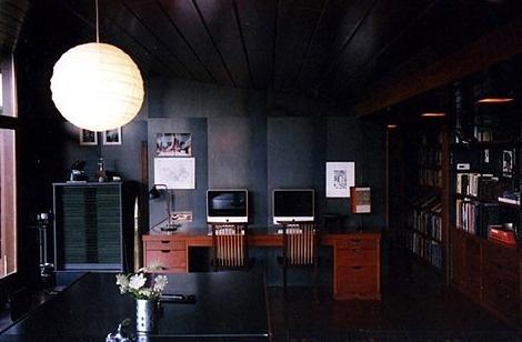 Cavalier #interior #office #room