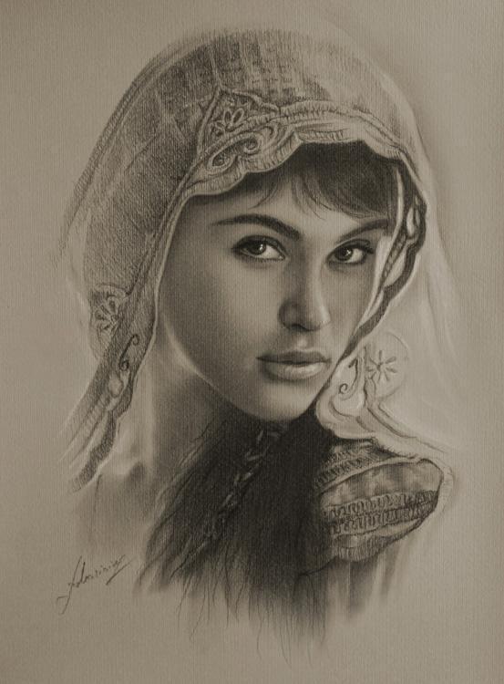 Pencil Sketches by Krzysztof Lukasiewicz #sketches #krzysztof #pencil #lukasiewicz