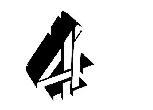 paul-annett-channel4-logo-css.jpg (JPEG Image, 498x358 pixels) #logo #bw
