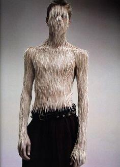CATCH FIRE › Nick Knight: Body Language