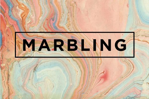 West End Girl Blog | BLOG | Designer #marbling #design #marble #modern