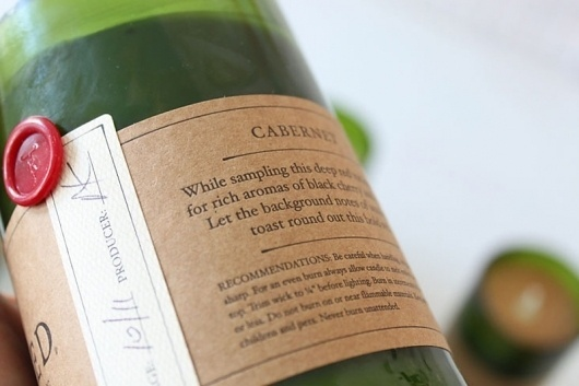 Looks like good Graphic Design by Stitch #packaging #design #graphic #label #wine