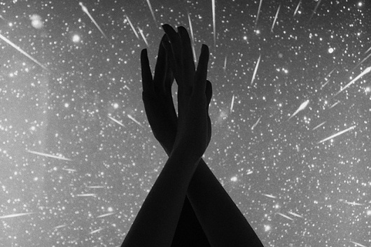 Untitled | Flickr - Photo Sharing! #isabelle #white #shooting #sky #black #night #stars #laydier #and