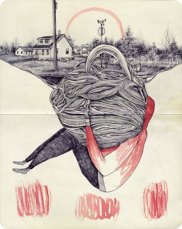 CJWHO ™ (Sketchbook by Pat Perry) #pat #design #perry #sketchbook #illustration #art #drawing