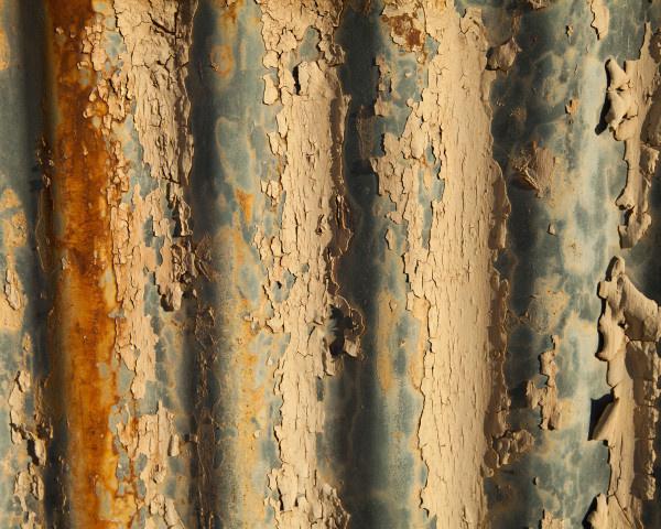 Annie Watson Creates Art Out of Destruction Photo #photography #rust