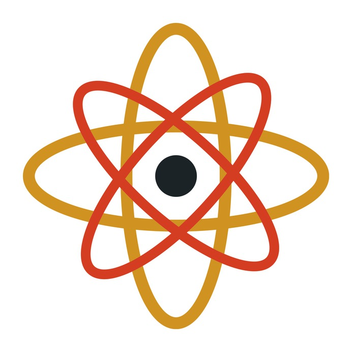 See more icon inspiration related to nuclear, Electron, science, physics, education and atomic on Flaticon.