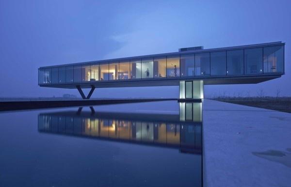 Villa Kogelhofan by Paul de Ruiter Architects #minimalist #architecture