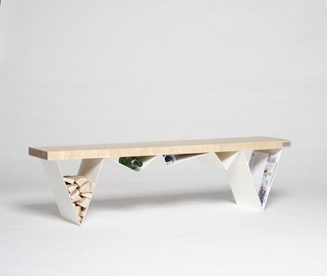 Mägi Bench #interior #furniture #design #bench