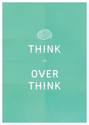 Think poster - lauramujico #design #poster