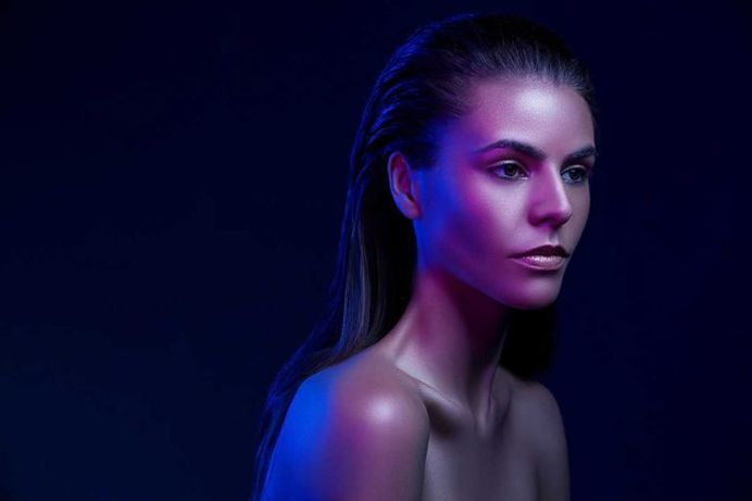 Fine Art Fashion and Beauty Portrait Photography by Lindsay Adler