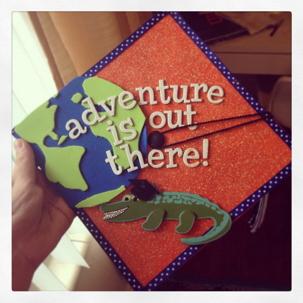 Awesome Graduation Cap Decoration Ideas #school #decoraion #student #graduate