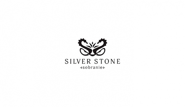SILVER STONE - Разработка логотипа и фирменного стиля для магазина одежды премиум- #logotype #stone #silver #pulsive #logo