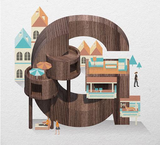 Design Work Life » Jing Zhang #typo