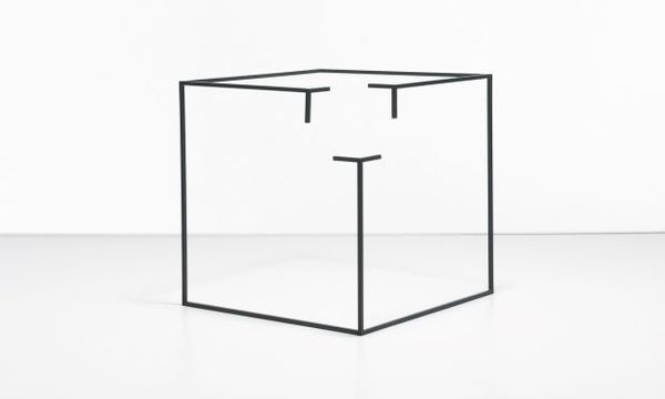 Vertex No. 2, Ron Gilad #square #cube