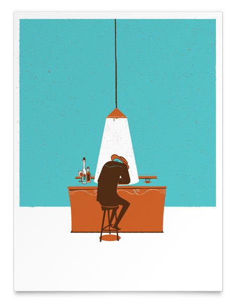 Shed Labs #illustration #desk