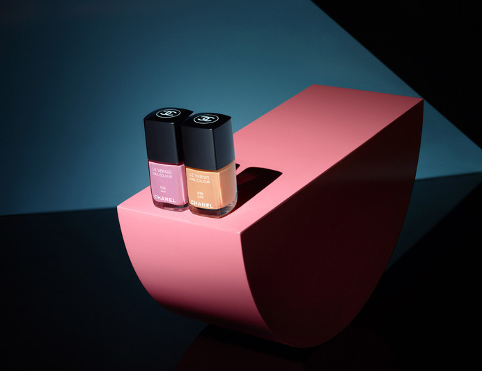 CLM - Photography - Lacey - chanel nail polish #nail