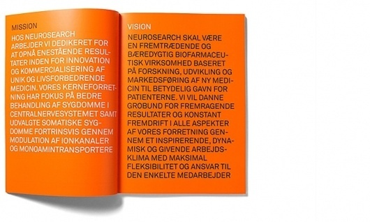 KONTRAPUNKT / OUR WORK: Brand Identity #layout #typography