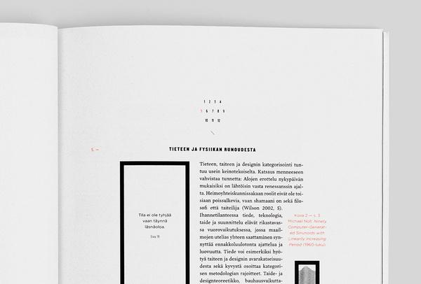 Lotta Nieminen — SI Special #typography