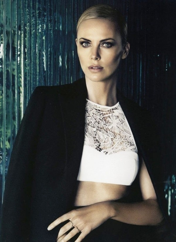 Charlize Theron by Patrick Demarchelier #fashion #photography #inspiration