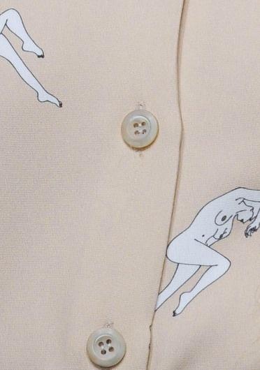 (5) Tumblr #nude #pink #design #illustration #textile