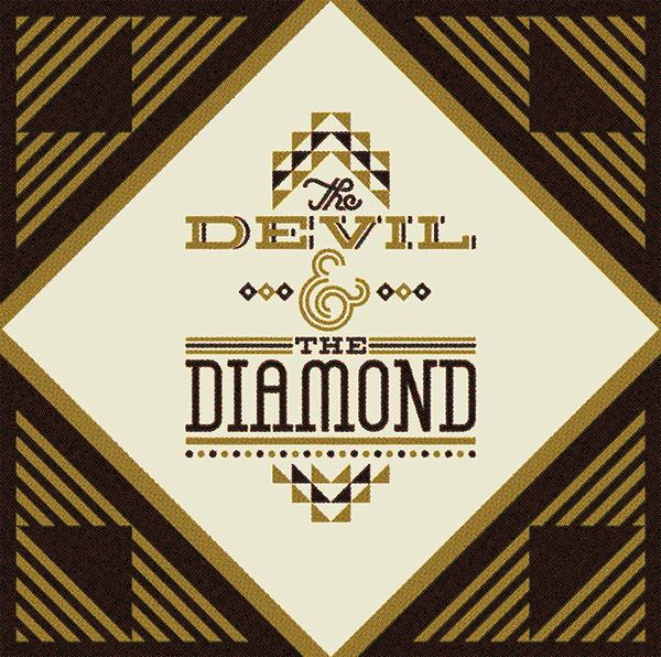 Ty Wilkins - Matuto #lettering #diamond #devil #ty #wilkins