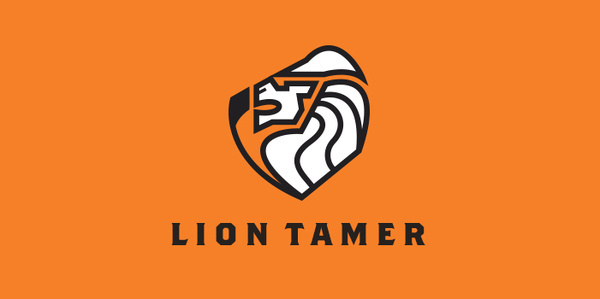 Lion Tamer Identity http://cargocollective.com/daxjustin/Lion-Tamer