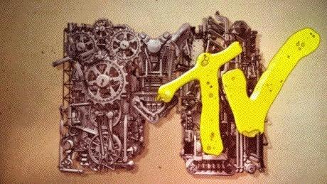 R U N W I T H T H E G O L D E N W O L F #music #logo #mtv