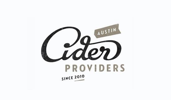 austin cider providers logo #logo #design