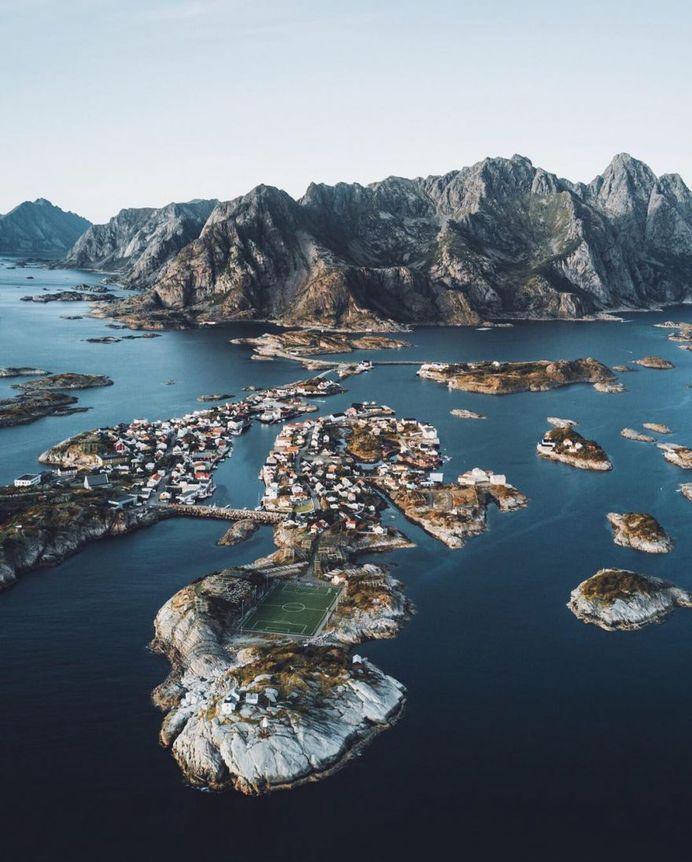 Breathtaking Travel Landscape Photography by Leo Thomas