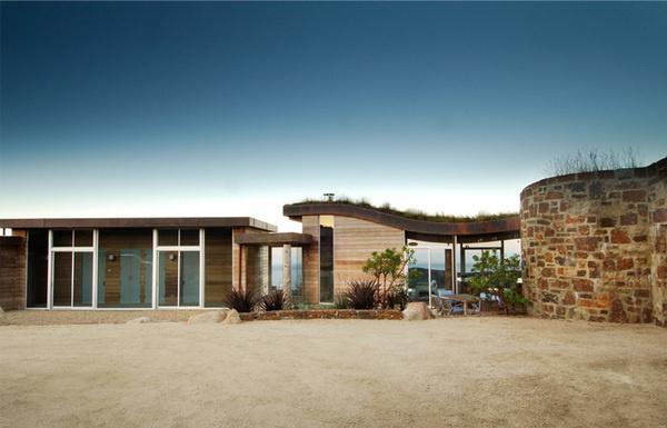 Carver + Schicketanz | LUST NATION #house #architect #modern #sky #home #landscape #wood #architecture
