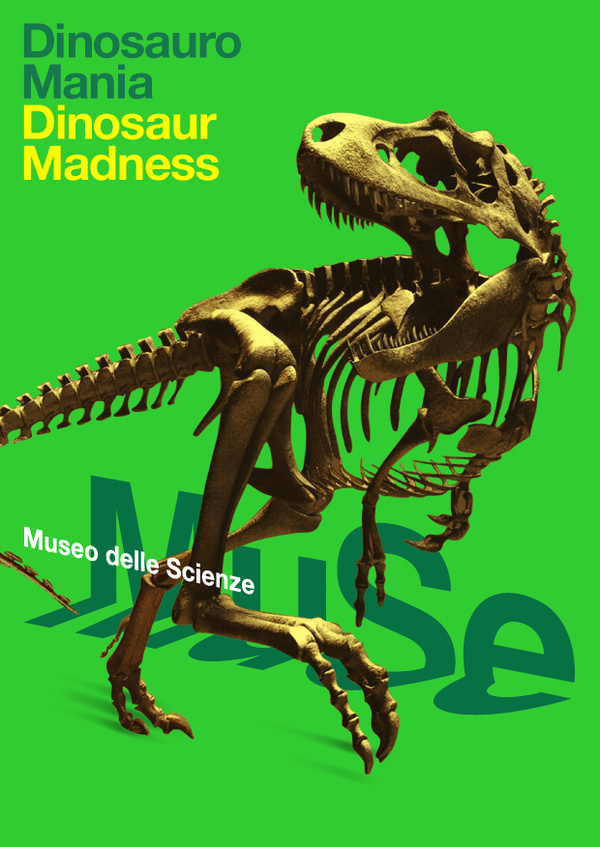 New Work: MUSE – Universal, Global, Local #dinosaur #muse #pentagram