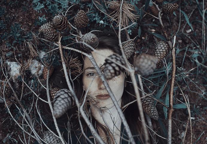 Ethereal female Portraits by Alessio Albi #portraits #femaleModels