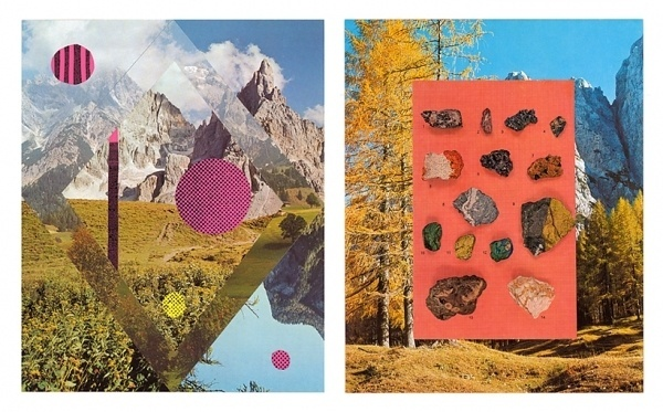 Justin Blyth #illustration #design #collage