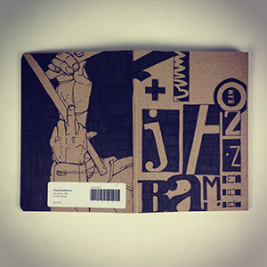 """""""Sketchbook Project,"""" Chad Anderson"""