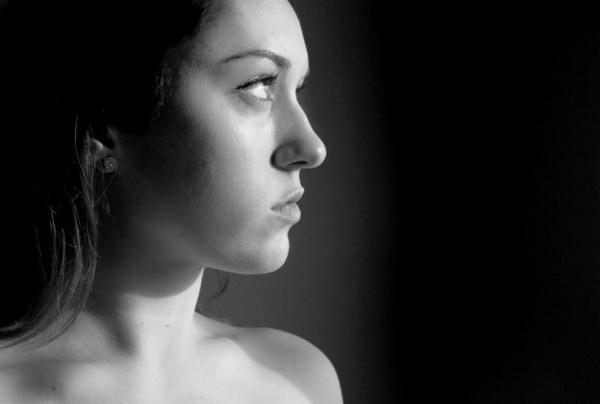 B+W Portrait jacquelombardo.com #white #photo #person #canon #black #photograph #simple #portrait #photography #and #bw