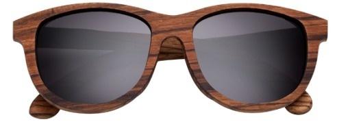 Shwood | Wood Sunglasses | Neskowin | Zebrawood #glasses #zebrawood #neskowin #sunglasses #shwood #grey