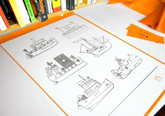 Boats Print #print #maddison #boat