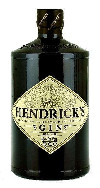 Hendricks Gin | Gin #packaging #bottle