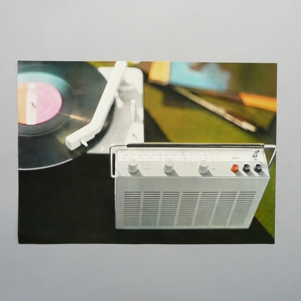 All sizes   album Braun audio posters   Flickr - Photo Sharing! #modern #braun #mid #century
