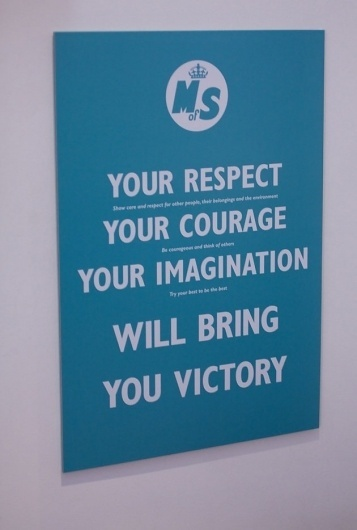 We Made This Ltd #victory #poster