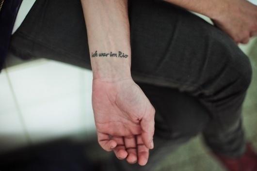 Hugo Capablanca - Freunde von Freunden — Hugo Capablanca #tattoo #photography #people