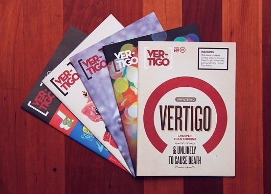 Dylan McIntyre : Graphic Designer #vertigo #publication #dylan #magazine #mcintyre